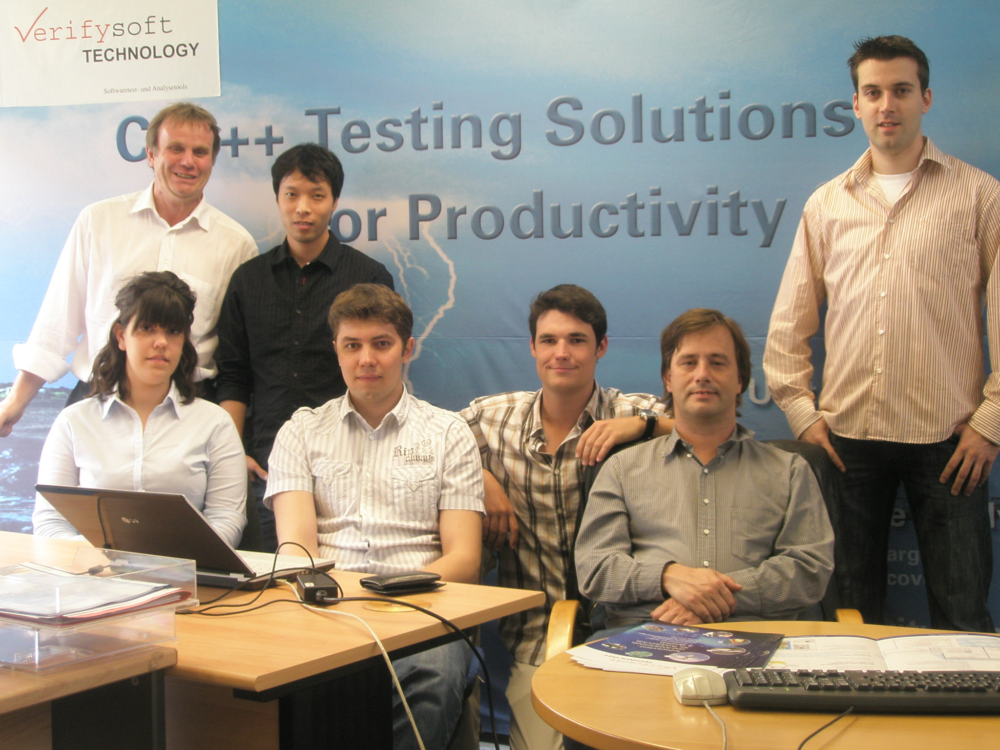 Verifysoft-Team 2009