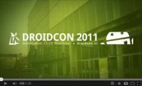 Droidcon Amsterdam 2011 Video