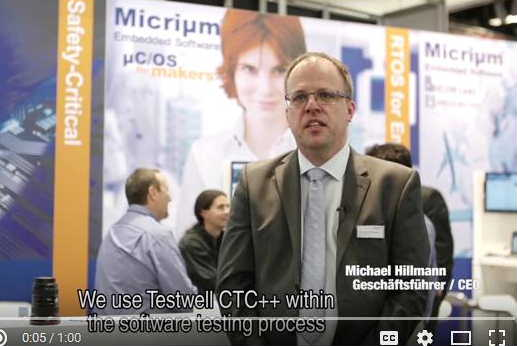 Michael Hillmann, Embedded Office