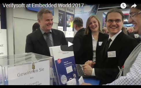 Embedded World 2017 Video