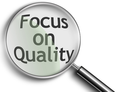 Focus on Quality