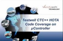 Testwell CTC++ Code Coverage HoTa usage for CTC++ users