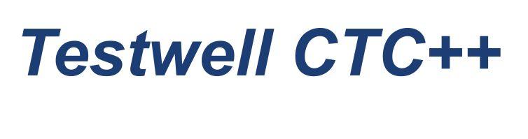 Testwell CTC++ Logo