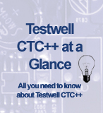 Testwell CTC++ at a Glance